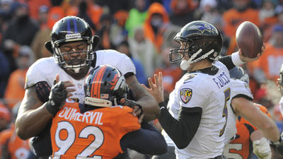 Ravens victory over Broncos seen by 35.3 million nationally