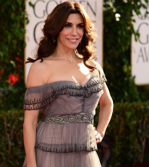 Photos: Golden Globes 2013 red carpet arrivals: Jo Champa