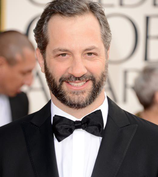 Photos: Golden Globes 2013 red carpet arrivals: Judd Apatow