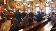 "<span style=""font-size: small;"">Lawmakers return to Topeka to start the new legislative session. Key topics like the budget, tax cuts and school finance will top their list of issues to tackle in 2013. </span>"