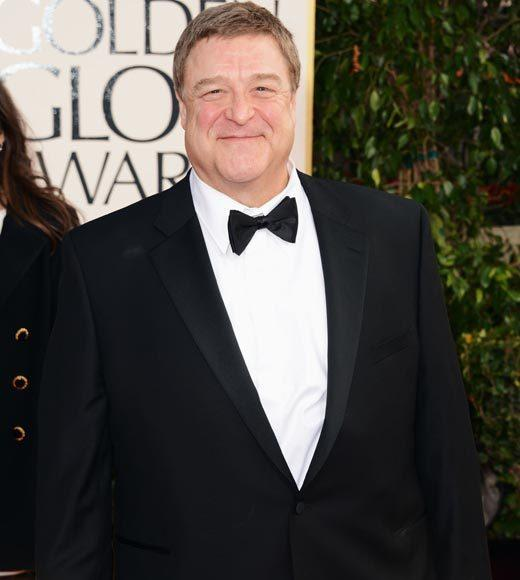 Photos: Golden Globes 2013 red carpet arrivals: John Goodman
