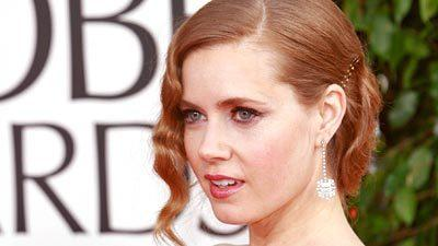 Amy Adams on the red carpet.