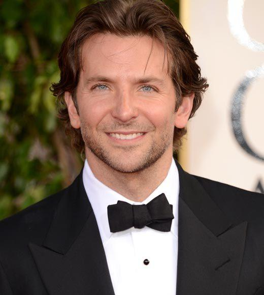 Photos: Golden Globes 2013 red carpet arrivals: Bradley Cooper