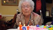Essie Feldman Celebrates Her 103rd Birthday [Pictures]