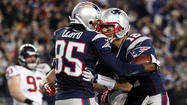Patriots head to AFC title game without Gronkowski