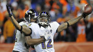 Ravens' Jacoby Jones catches legendary status after miracle play