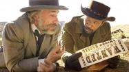Austrian-born actor Christoph Waltz and writer-director Quentin Tarantino are making for an unbeatable Golden Globe team: For the second time in two tries, Waltz has collected a supporting actor trophy for his work in a Tarantino film.