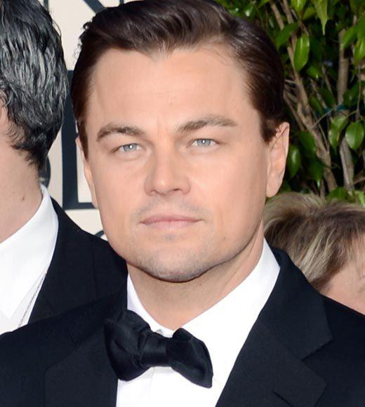 Photos: Golden Globes 2013 red carpet arrivals: Leonardo DiCaprio