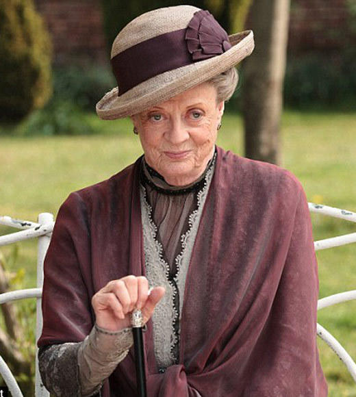 "<b>Winner: Maggie Smith, ""Downton Abbey""</b><br>Hayden Panettiere, ""Nashville"" <br>  Archie Panjabi, ""The Good Wife""<br> Sarah Paulson, ""Game Change""<br> Sofia Vergara, ""Modern Family"""