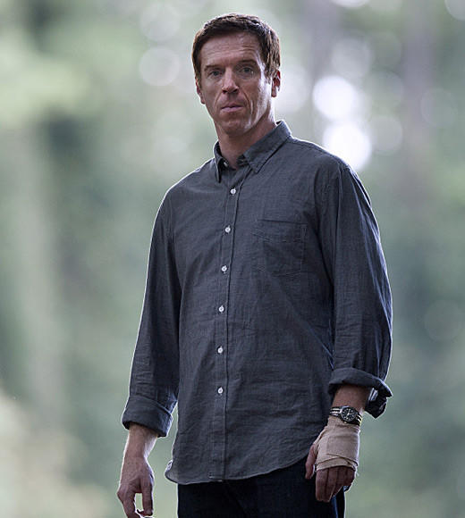 "<b>Winner: Damian Lewis, ""Homeland""</b><br> Steve Buscemi, ""Boardwalk Empire""<br> Bryan Cranston, ""Breaking Bad"" <br> Jeff Daniels, ""The Newsroom""<br> Jon Hamm, ""Mad Men""<br>"