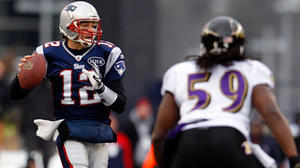 Ravens get another shot at Patriots for the AFC championship