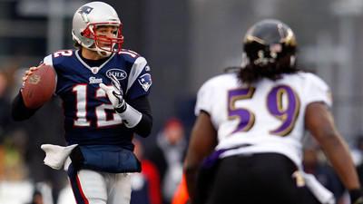 A.F.C. Championship Preview: Ravens at Patriots