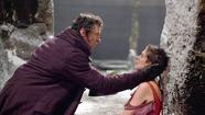 """Les Misérables"" won the Golden Globe for best musical or comedy film on Sunday, adding to the movie's already considerable awards momentum. The movie adaptation of the honored stage musical also picked up awards for actors Hugh Jackman and Anne Hathaway."