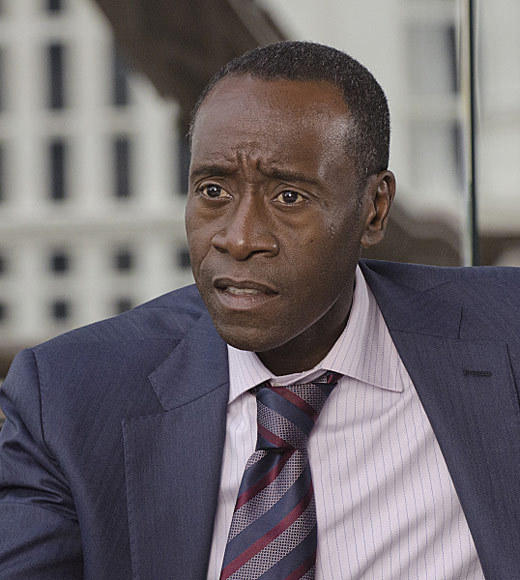 "<b>Winner: Don Cheadle, ""House of Lies""</b><br>Alec Baldwin, ""30 Rock""<br> Louis C.K., ""Louie""<br> Matt LeBlanc, ""Episodes""<br> Jim Parsons, ""The Big Bang Theory"""