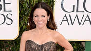 Julia Louis-Dreyfus acts generally awesome