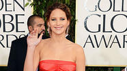Jennifer Lawrence: Rare red-carpet miss