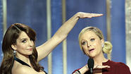 Tina Fey and Amy Poehler 4EVA