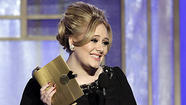Adele's excellent 'night out'