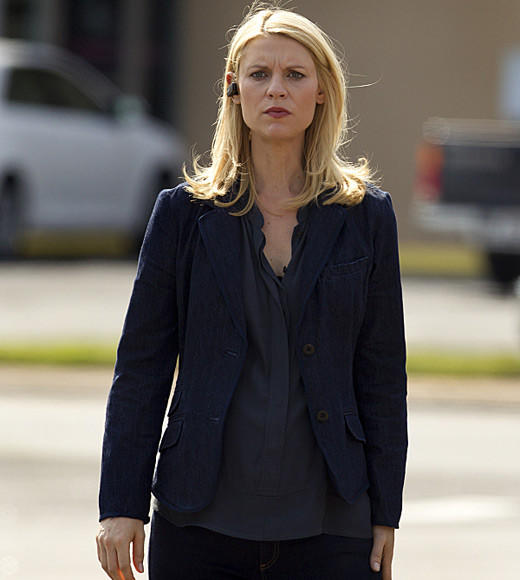 "<b>Winner: Claire Danes, ""Homeland"" </b><br> Connie Britton, ""Nashville""<br> Glenn Close, ""Damages""<br> Michelle Dockery, ""Downton Abbey""<br> Julianna Margulies, ""The Good Wife"""