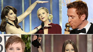The 70th annual Golden Globes: High- and lowlights