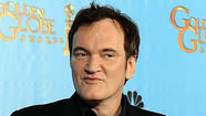 Quentin Tarantino is surprised, really