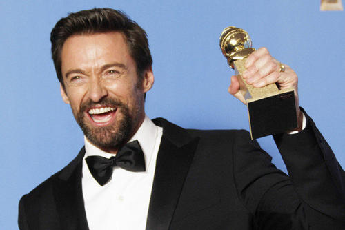 """""""It's the Mt. Everest of filmmaking, making a movie musical,"""" Hugh Jackman told reporters. <br/> <br/> When questioned about the masculinity of men dancing and singing, Jackman had this to say: """"Not masculine?"""" he said. """"I don't know how in history we got off track. Fifty years ago, you were never going to get a girl"""" if you didn't know how to sing and dance. """"To me, it is the epitome of a man."""""""