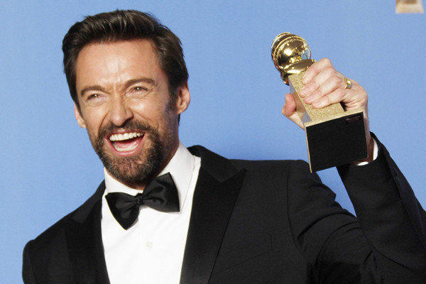 """It's the Mt. Everest of filmmaking, making a movie musical,"" Hugh Jackman told reporters.