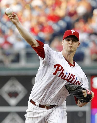 Kyle Kendrick filled several different roles for the Phillies last season, but is expected to be a part of the starting rotation in 2013.