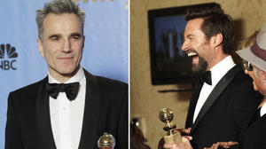 Golden Globes 2013: Hugh Jackman, Daniel Day-Lewis win actor honors