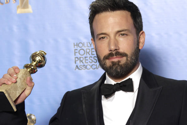 "Ben Affleck in ""Argo."" The actor won the directing prize at the Golden Globes."