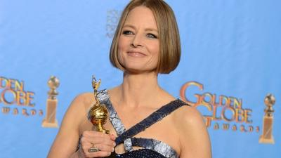Golden Globes 2013: Transcript of Jodie Foster's speech