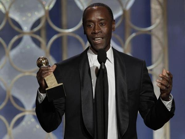 "Don Cheadle, ""House of Lies"""