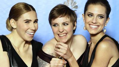 Golden Globes 2013: A big night for HBO's 'Girls' and Lena Dunham