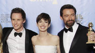 2013 Golden Globe Award winners and nominees