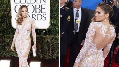 Golden Globes 2013: Best and worst dressed on the red carpet