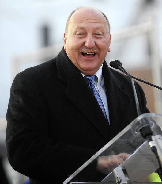 Allentown Mayor Ed Pawlowski will announce a bid for a third term in office.