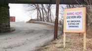 <strong><em>Q: I am wondering if you have looked into the signs that have been posted about not breathing or disturbing the dust around the construction area of the Hokendauqua-North Catasauqua Bridge in Whitehall Township. What exactly is going to come off that bridge that is so toxic? Also, are they shutting down the Ironton Rail Trail at the bridge? I use the trail frequently for jogging or biking, but I think I'll be avoiding it now, as I wouldn't want to be inhaling anything toxic while I'm exercising!</em></strong>
