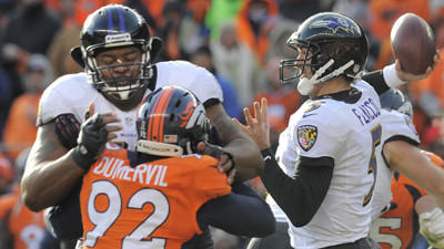 NFL Network to re-air Ravens-Broncos game Monday night