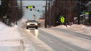 Unsafe Road Conditions Close Most Schools & Campuses Monday