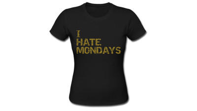 The More You Hate Your Job, the More You Hate Mondays
