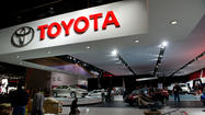 Toyota back on top, poised to beat GM as best-selling automaker