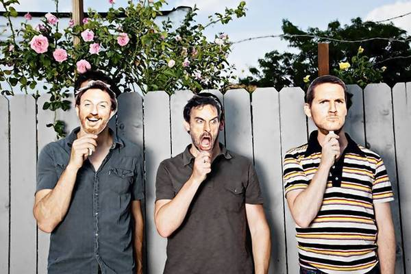 Guster plays an acoustic show Thursday, Jan. 17, at the Calvin Theatre in Northampton.