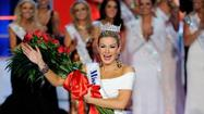 "Mallory Hagan, crowned Miss America on Saturday night, is a Brooklyn resident who is studying at the Fashion Institute of Design and Marketing in New York. Her goal is to become a cosmetics executive. <a href=""http://www.nytimes.com/2013/01/14/nyregion/miss-america-mallory-hagan-embraces-brooklyn.html?hpw&_r=0"">[New York Times]</a>"