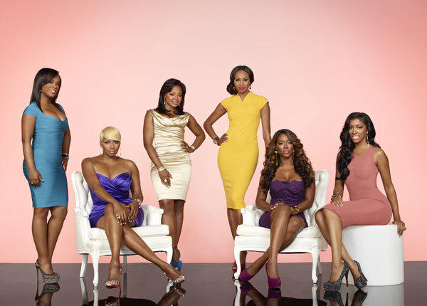 "The women of ""The Real Housewives of Atlanta."""