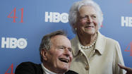 George H.W. Bush, the nation's oldest former president, could be released this week from a Texas hospital after nearly two months of treatment, according to a family spokesman.