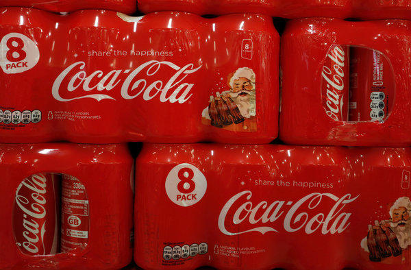 Coca-Cola plans to debut an ad Monday taking on the obesity issue.