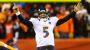 'He's a top-five elite quarterback,' Joe Flacco's agent says