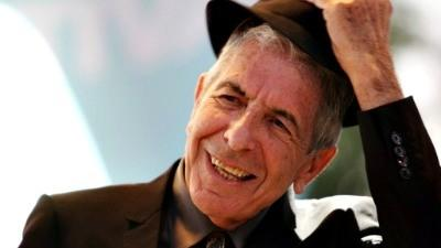 Leonard Cohen returns to South Florida on March 20