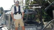 "Sailing on his retired U.S. Coast Guard boat ""Titan,"" Ryan Sewell has dealt with hurricanes, sinking ships and deadly fires. But after 10 years on the water, the dangers of the seas don't faze him."