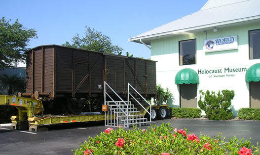 The Holocaust Museum and Education Center of Southwest Florida is one of many historic and cultural hotspots in Naples.
